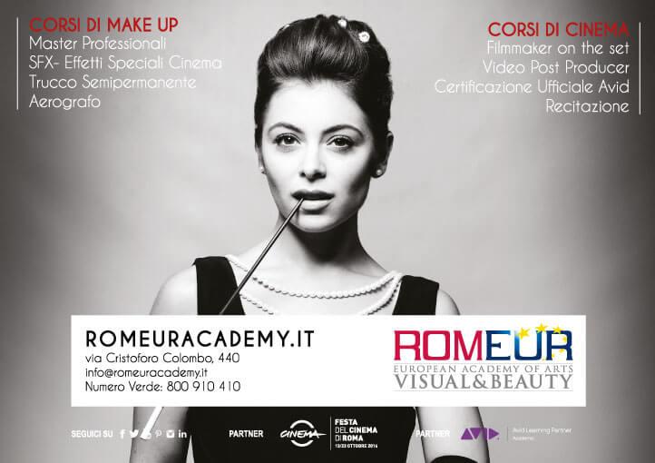 RomeurAcademy alla Festa del Cinema di Roma 11a edizione