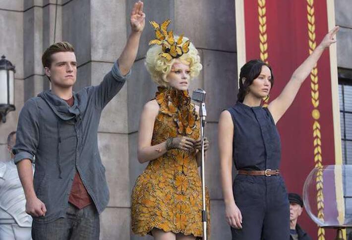 Come si fa il montaggio di due film insieme. The Hunger Games
