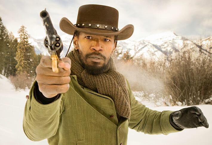 Il montaggio di genere di Tarantino in Django Unchained