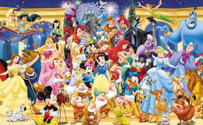 I classici Disney in 2d da riscoprire