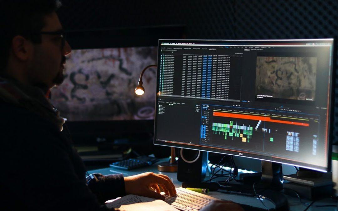 Come diventare montatore video?
